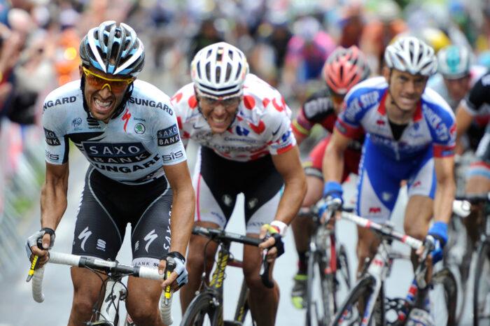 Alberto Contador Weekend