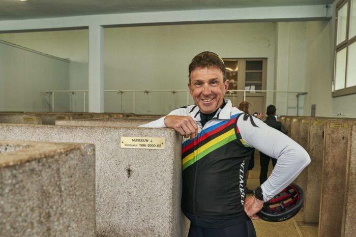 Johan Museeuw UK Sportive 2022 – Le Col
